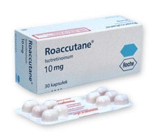 Roaccutane and alcohol