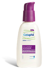 Cetaphil DermaControl Oil Control Foam Wash and Moisturizer for Oily Skin