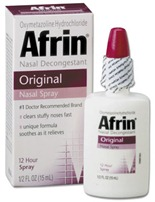 Afrin (Oxymetazoline) Safe Off Label Drug for a Red Face