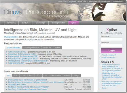 Photoprotection expertise from Clinuvel
