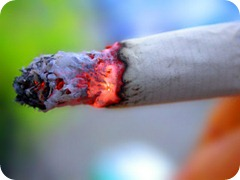 Smokers Much Less Likely to get Rosacea