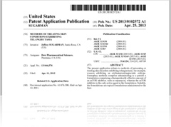 Patent reveals possible Oracea successor